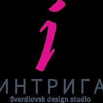 Logo intriga2 sverdlovsk design studio intriga med
