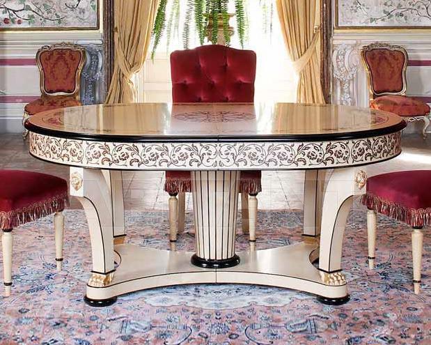 Купить Стол обеденный Caruso handmade 600 604