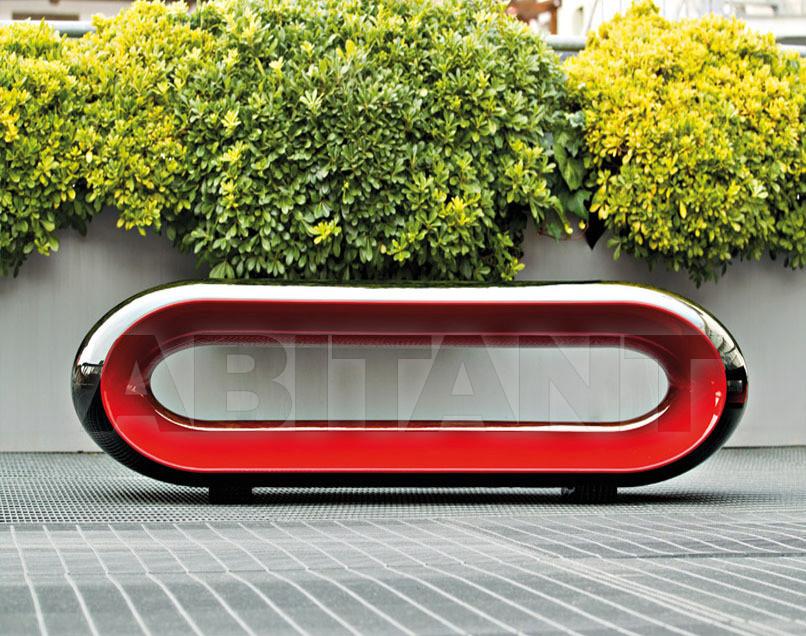 Купить Скамейка Serralunga Italy News 2011 LOOP