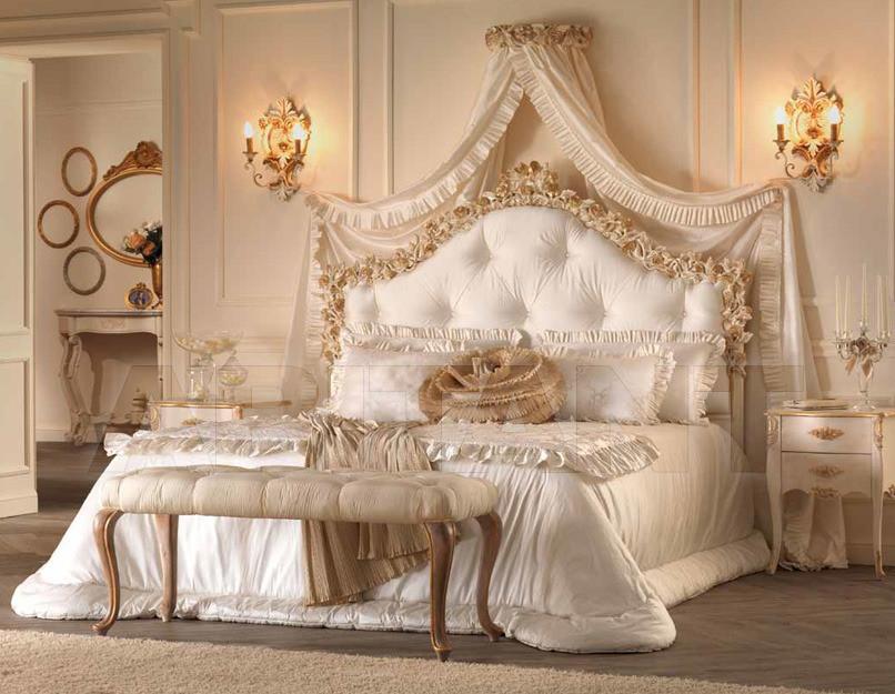 Купить Кровать Antica Ebanisteria Vicere Di Sicilia 912