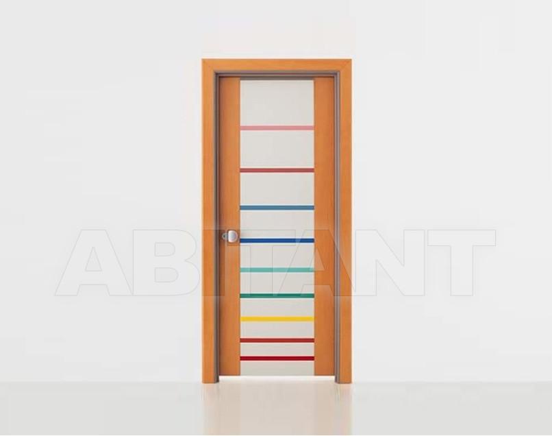 Купить Дверь деревянная Cocif Wellness RAINBOW