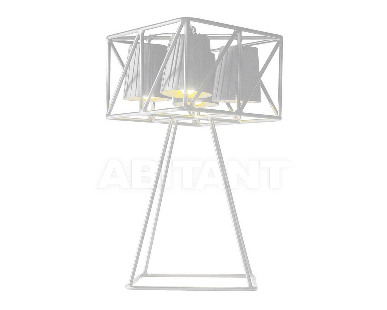 Купить Лампа настольная Multilamp Seletti Lighting 2015 01434BIA
