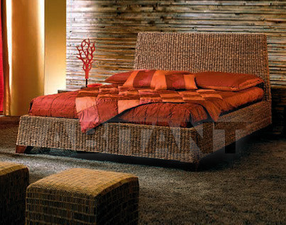 Купить Кровать Havana Roberti Rattan Rattan Classic 8091