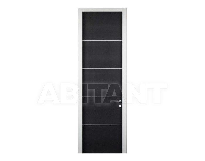 "Купить Дверь деревянная Dorica Castelli Essenze SERIE ""LT"" modello 401 + ALLUMINIO 4"