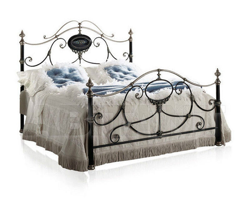 Купить Кровать Regina P.B.L. di Bova Piero & C 2011 Estero 755.01