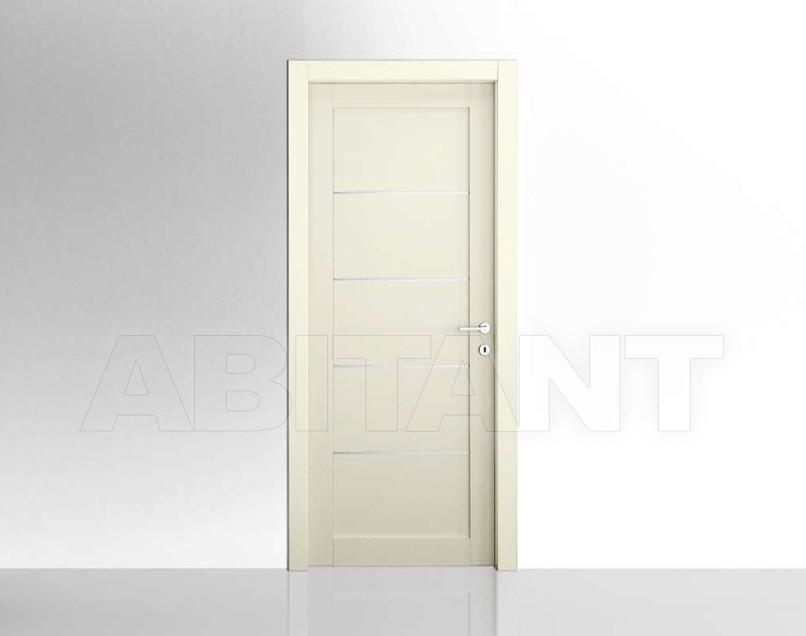 "Купить Дверь деревянная Dorica Castelli Laccati SERIE ""M3"" 801S + ALLUMINIO 4"