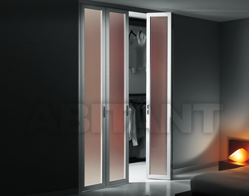 Купить Дверь  стеклянная Res Italia Doorscollection MOOD XL Folding door
