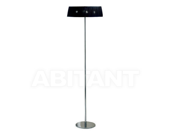 Купить Лампа напольная Maximilliano Strass  Contemporaneo 3306/P/PPLI