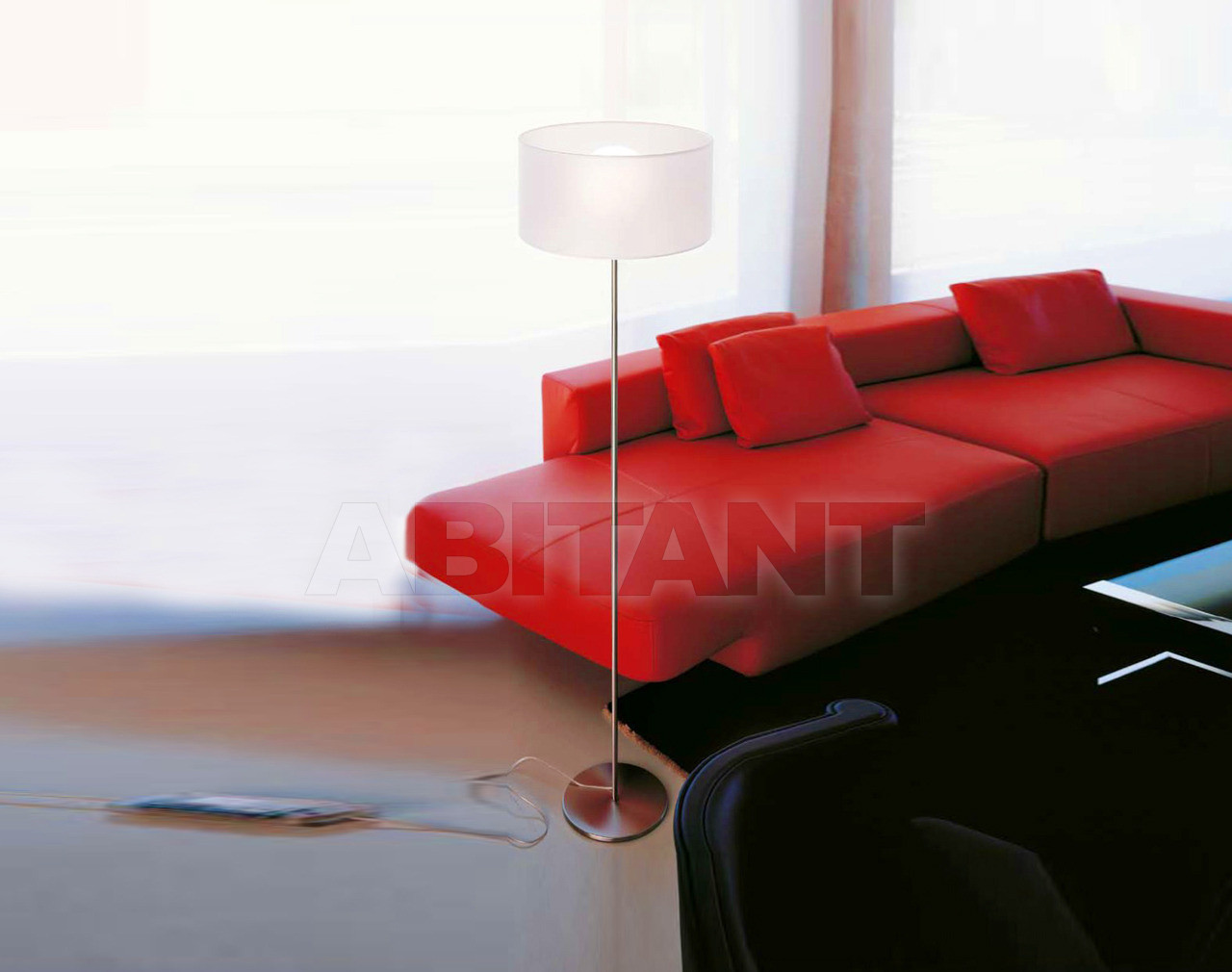 Купить Торшер Luci Italiane (Evi Style, Morosini) Classic 0200TE08BIIN