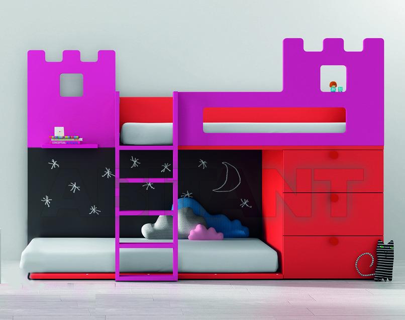 Купить Кровать детская Piferrer Baby D718