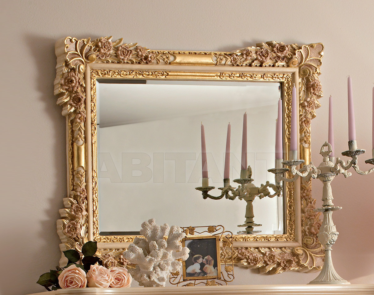 Купить Зеркало настенное VERSAILLES Alberto & Mario Ghezzani I Classici B.52