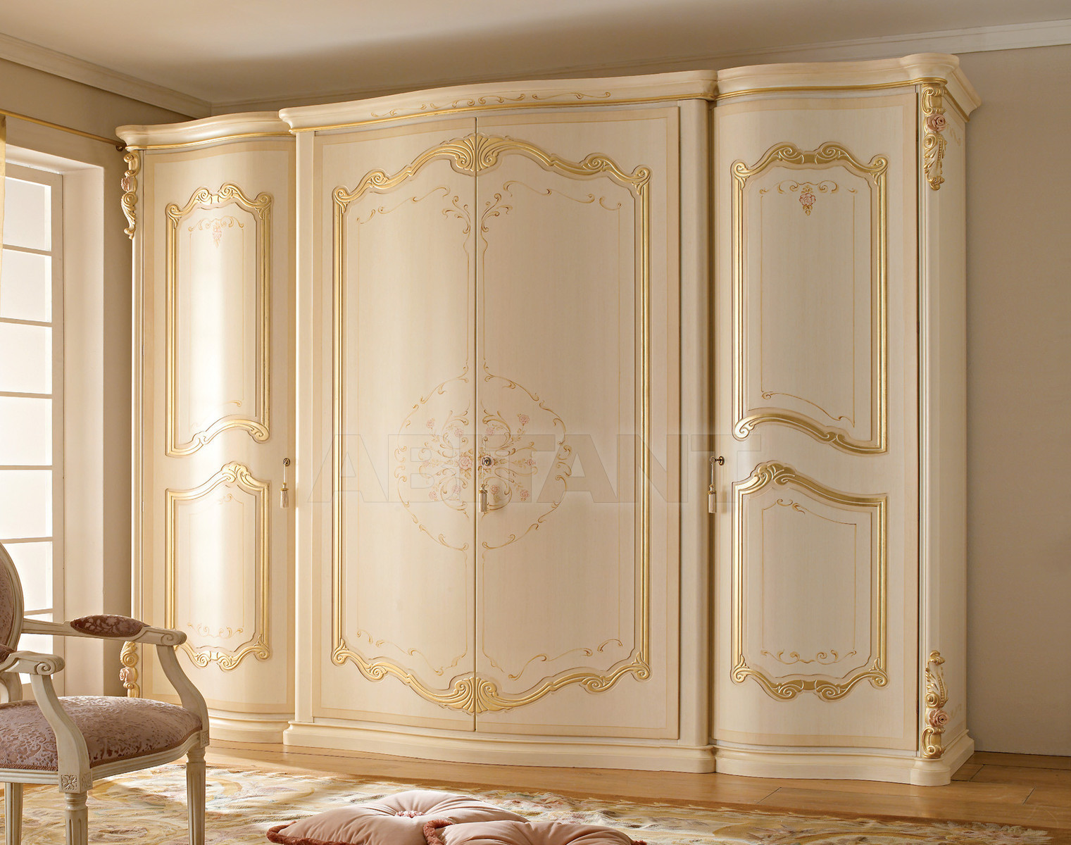 Купить Шкаф гардеробный VERSAILLES Alberto & Mario Ghezzani I Classici B.60