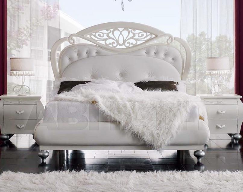 Купить Кровать EVA Alberto & Mario Ghezzani I Contemporanei P.658