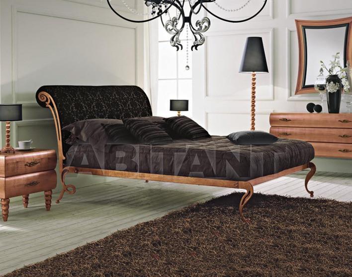Купить Кровать Lamp 2 I Moderni 1005-bis TAFFETAS