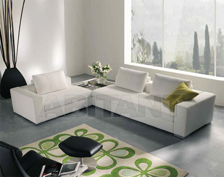 Купить Диван SALLY G&G Imbottiti  Stylish COMPOSIZIONE 3 SA103 GLAMAX SA104DX