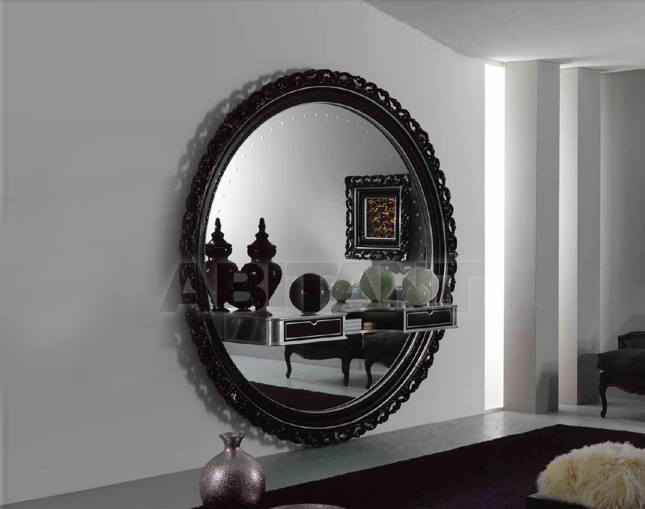 Купить Композиция Vismara Design Classic STAR GATE - BIG MIRROR BAROQUE