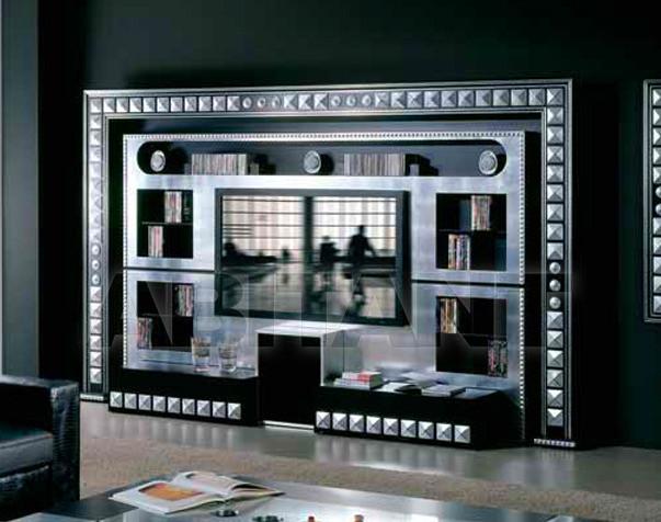 Купить Модульная система Vismara Design Piramid THE WALL - HOME CINEMA PIRAMID
