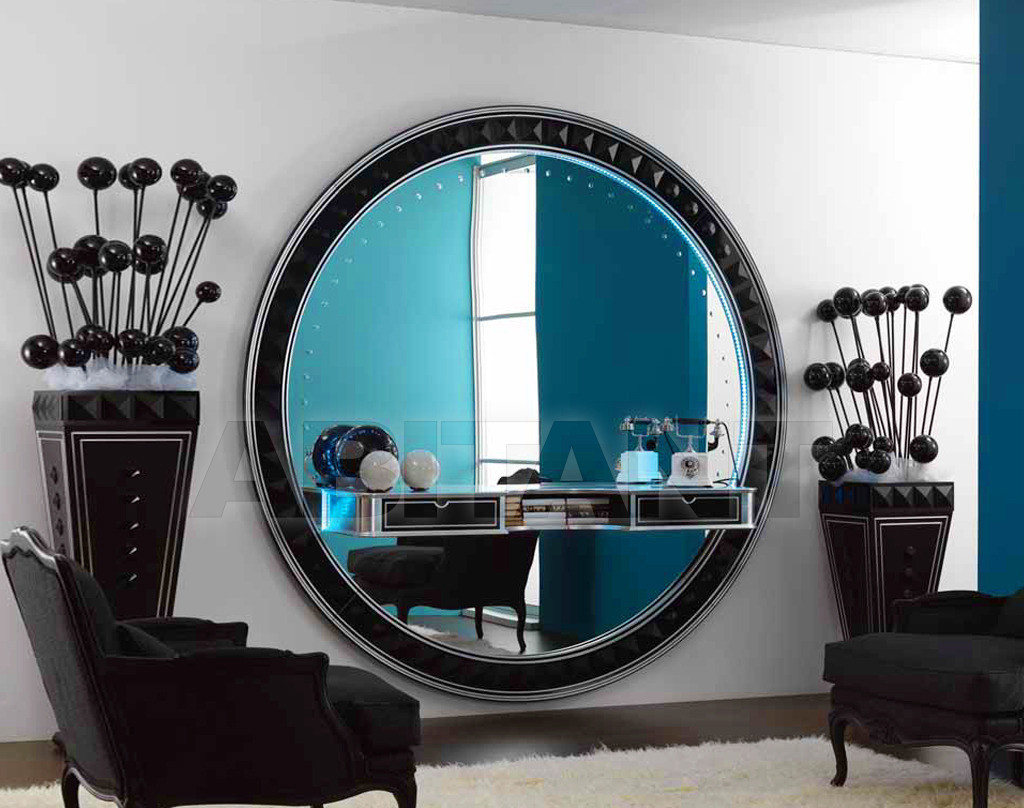 Купить Зеркало настенное Vismara Design Piramid STAR GATE - BIG MIRROR PIRAMID