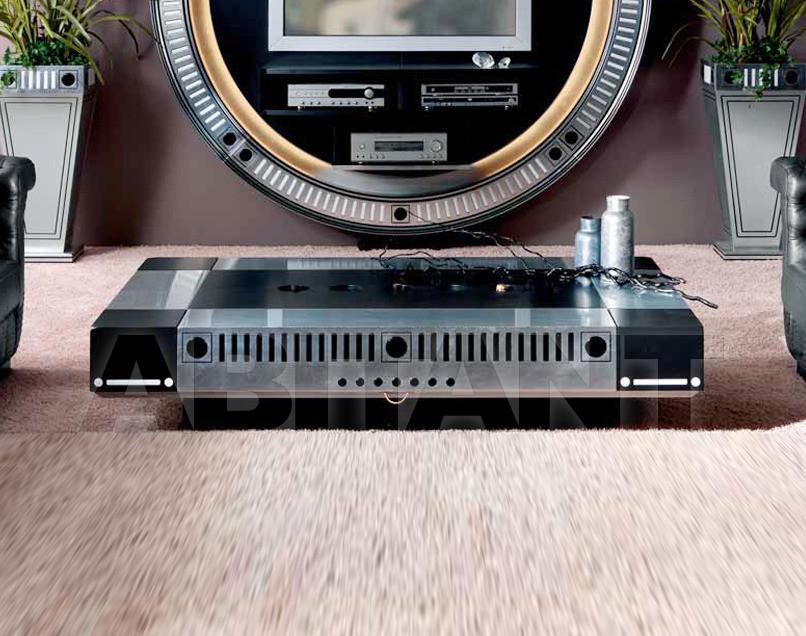 Купить Столик журнальный Vismara Design Glass Eyes ciaika-110 slim-Glass Eyes