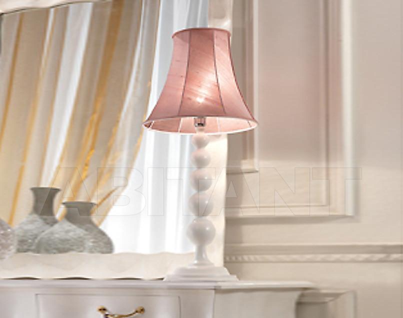Купить Лампа настольная Ravasi Salotti Ravasi Collections MADAME LAMPADA BASSA