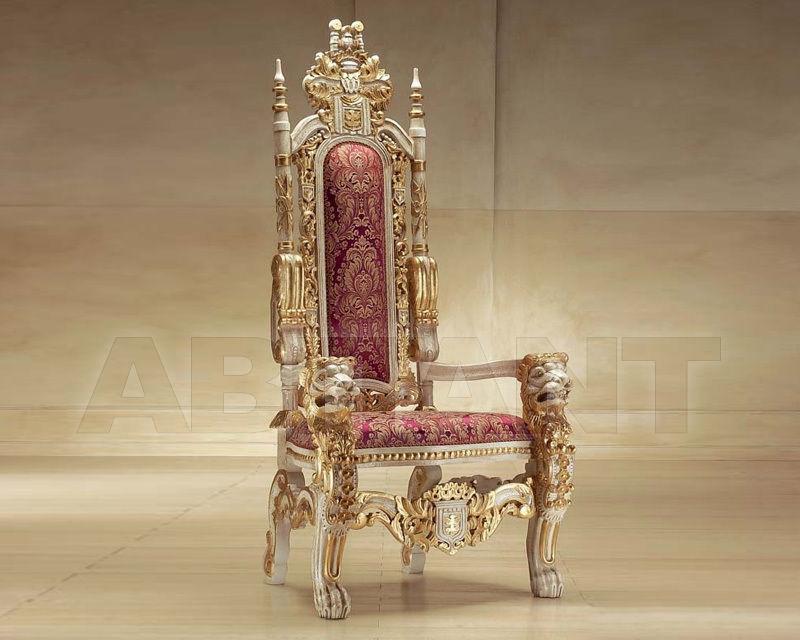 Купить Кресло TRONO LEONI Morello Gianpaolo Red 313/K