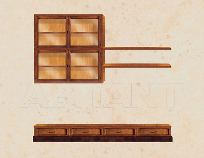 Купить Модульная система Stella del Mobile S.r.l.  Art Comp. 53/11