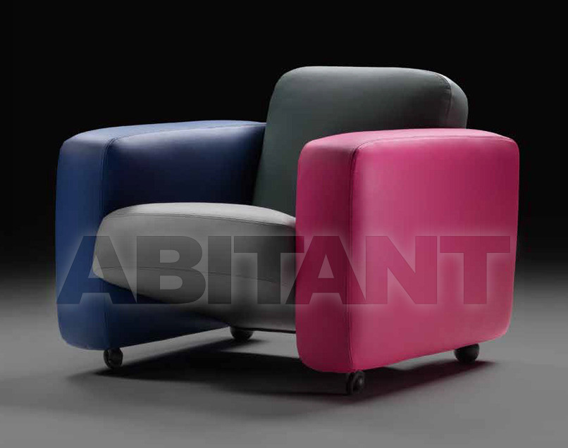 Купить Кресло Meritalia Afra E Tobia Scarpa CESARE Poltrona
