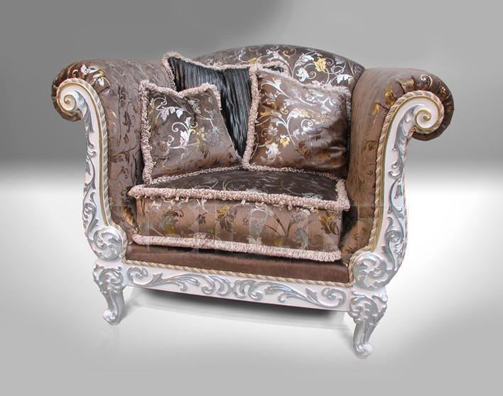 Купить Кресло T.N.B. Palace 8583