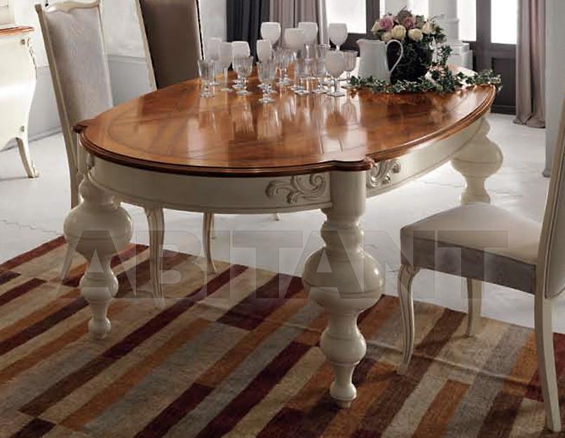 Купить Стол обеденный Stella del Mobile S.r.l.  Bianco CO.92/E