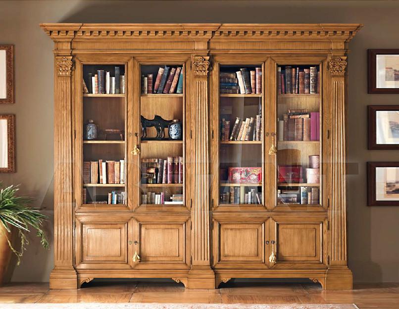 Купить Библиотека Stella del Mobile S.r.l.  Bianco NA.42