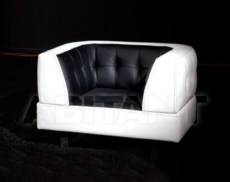 Купить Кресло Formenti Divani Contemporary Dedalo 01