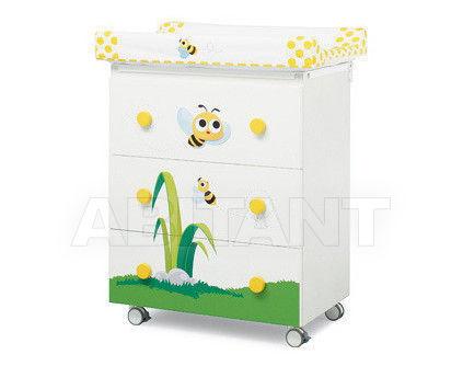 Купить Столик пеленальный Apina Erbesi Collezione 2012 Apina Bagnetto fasciatoio