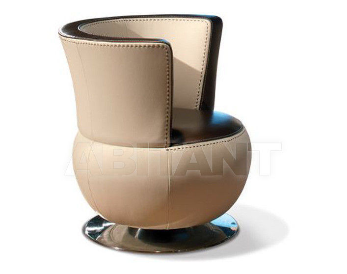 Купить Кресло Formenti Divani Contemporary Moka