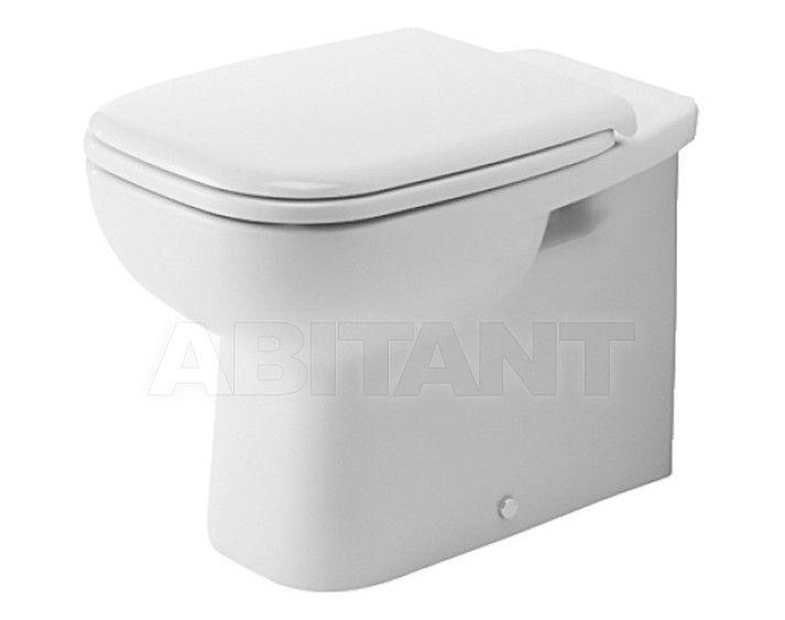 Купить Унитаз напольный Duravit D-code 211509 00 002
