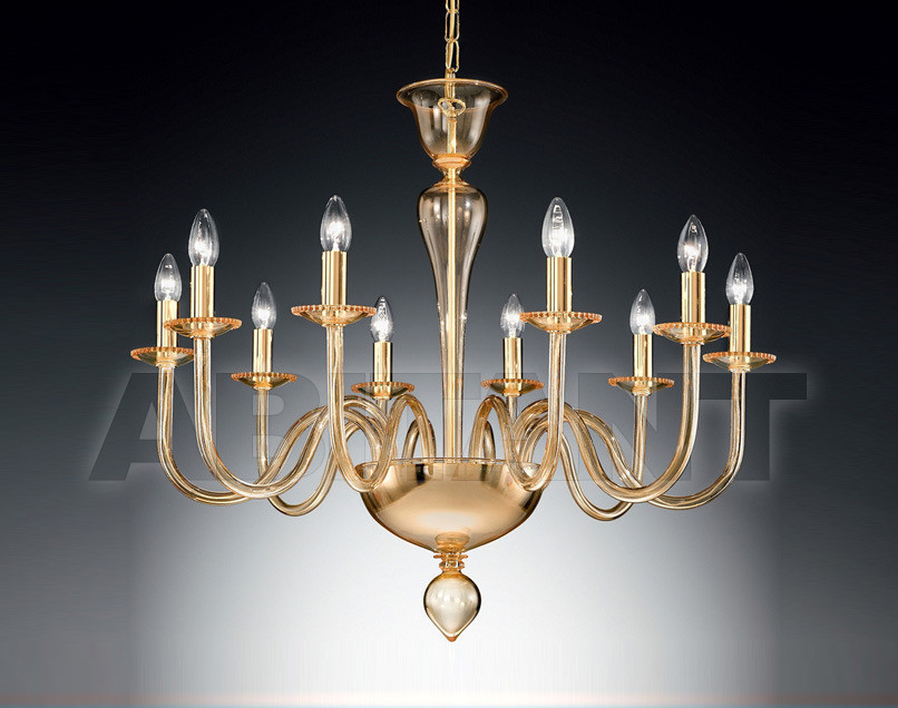 Купить Люстра Vetrilamp s.r.l. Risoluzione 1175/10