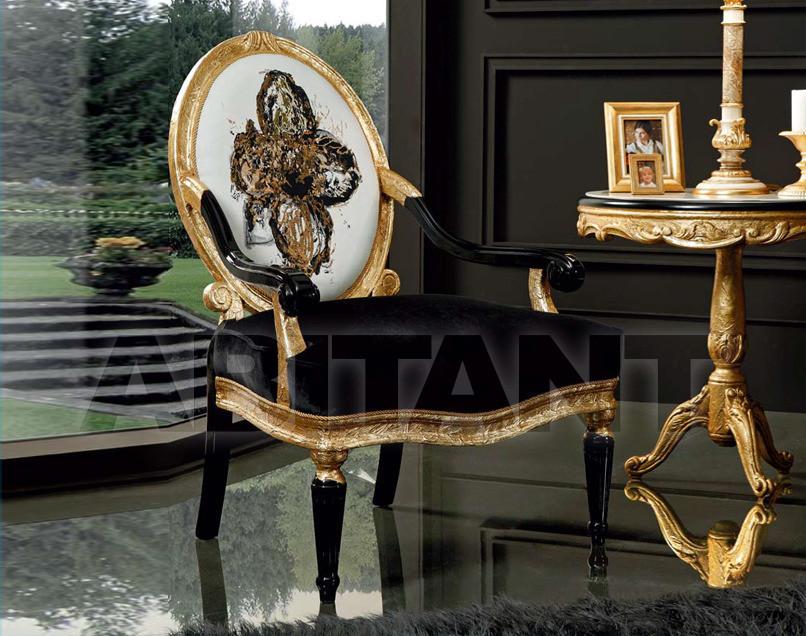 Купить Стул с подлокотниками Tecni Nova Glamour 1200 34