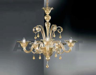 Купить Люстра Vetrilamp s.r.l. Risoluzione 907/5