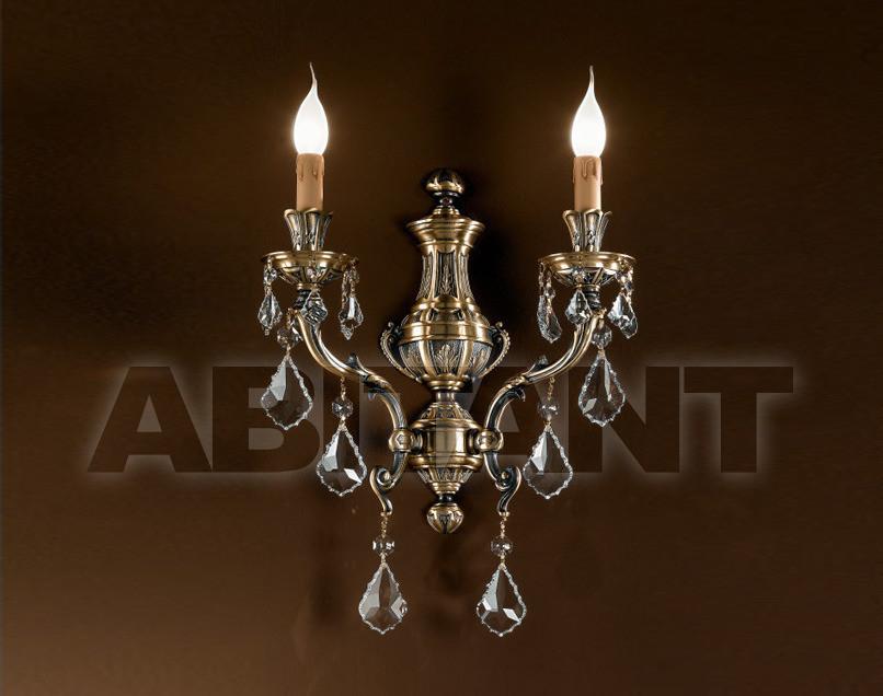 Купить Бра Possoni Illuminazione Ricordi Di Luce 888/A2-C-SW/P