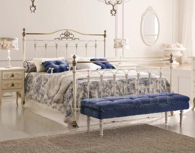 Купить Кровать Vittoria Orlandi Le Nuove Case Romantiche Margaret