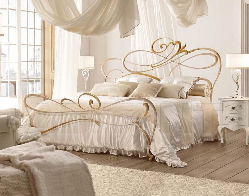 Купить Кровать Vittoria Orlandi Le Nuove Case Romantiche Perla