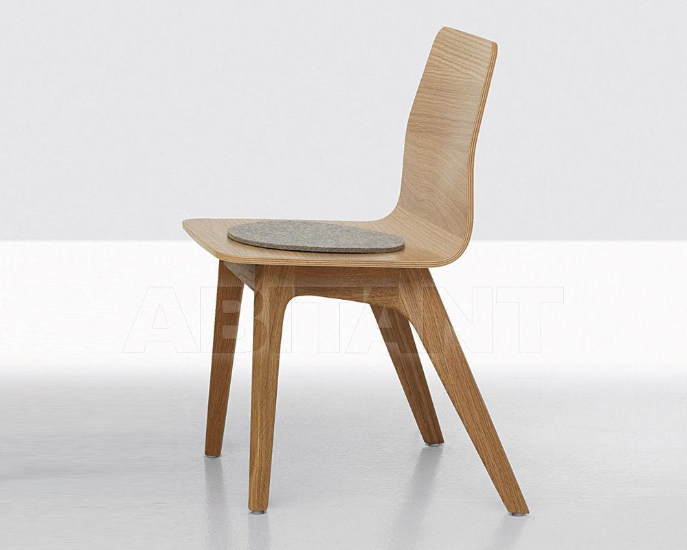 Купить Стул Zeitraum Moebel Stühle & Bänke MORPH KID + Seat cushion felt 5