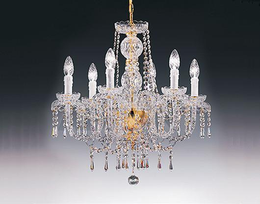 Купить Люстра Voltolina Classic Light srl Cristallo Alicante 6L