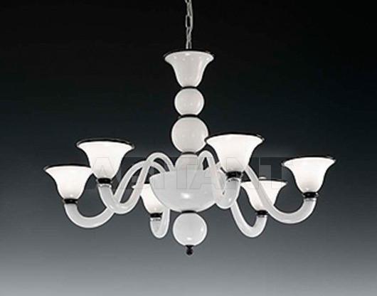 Купить Люстра Voltolina Classic Light srl Glam&glass Canaletto 6L