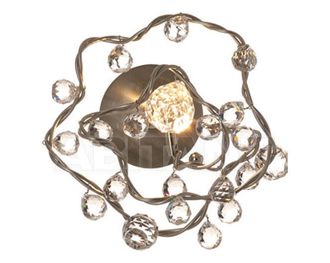 Купить Бра Harco Loor Design B.V. 2010 TIARA DIAMOND WL/PL 1