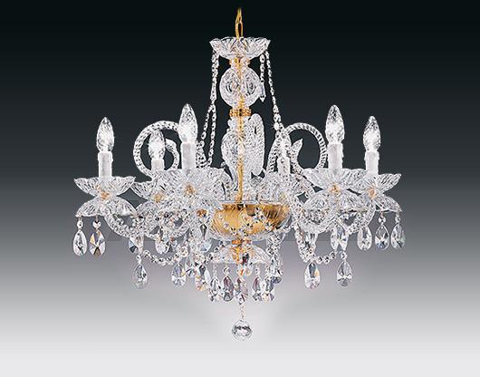 Купить Люстра Voltolina Classic Light srl Cristallo Granada 6L
