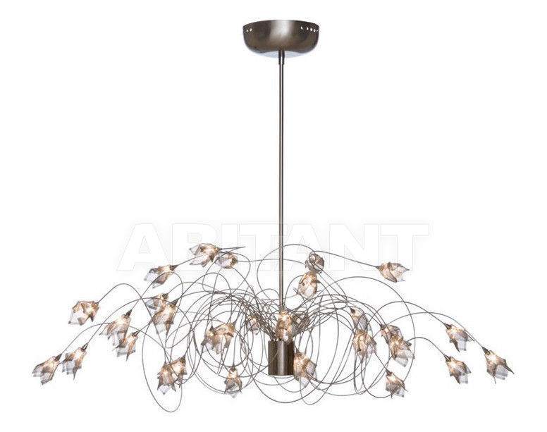 Купить Люстра Harco Loor Design B.V. 2010 BREEZE CHANDELIER HL 30