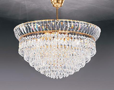 Купить Люстра Voltolina Classic Light srl Classico New Orleans Sosp