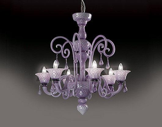 Купить Люстра Voltolina Classic Light srl Venice Nuvola 6L