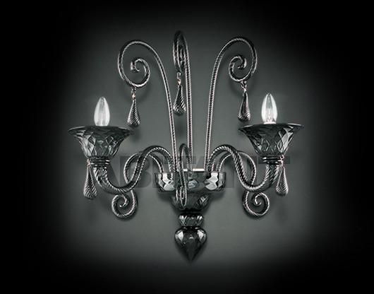 Купить Бра Voltolina Classic Light srl Venice Nuvola 2L App.