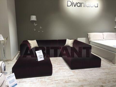 Купить Диван Divanidea Design MORBIDONE